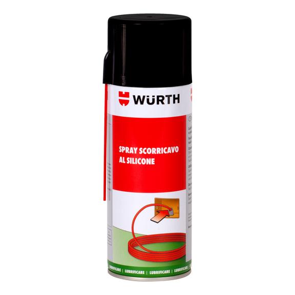 spray scorricavo al silicone