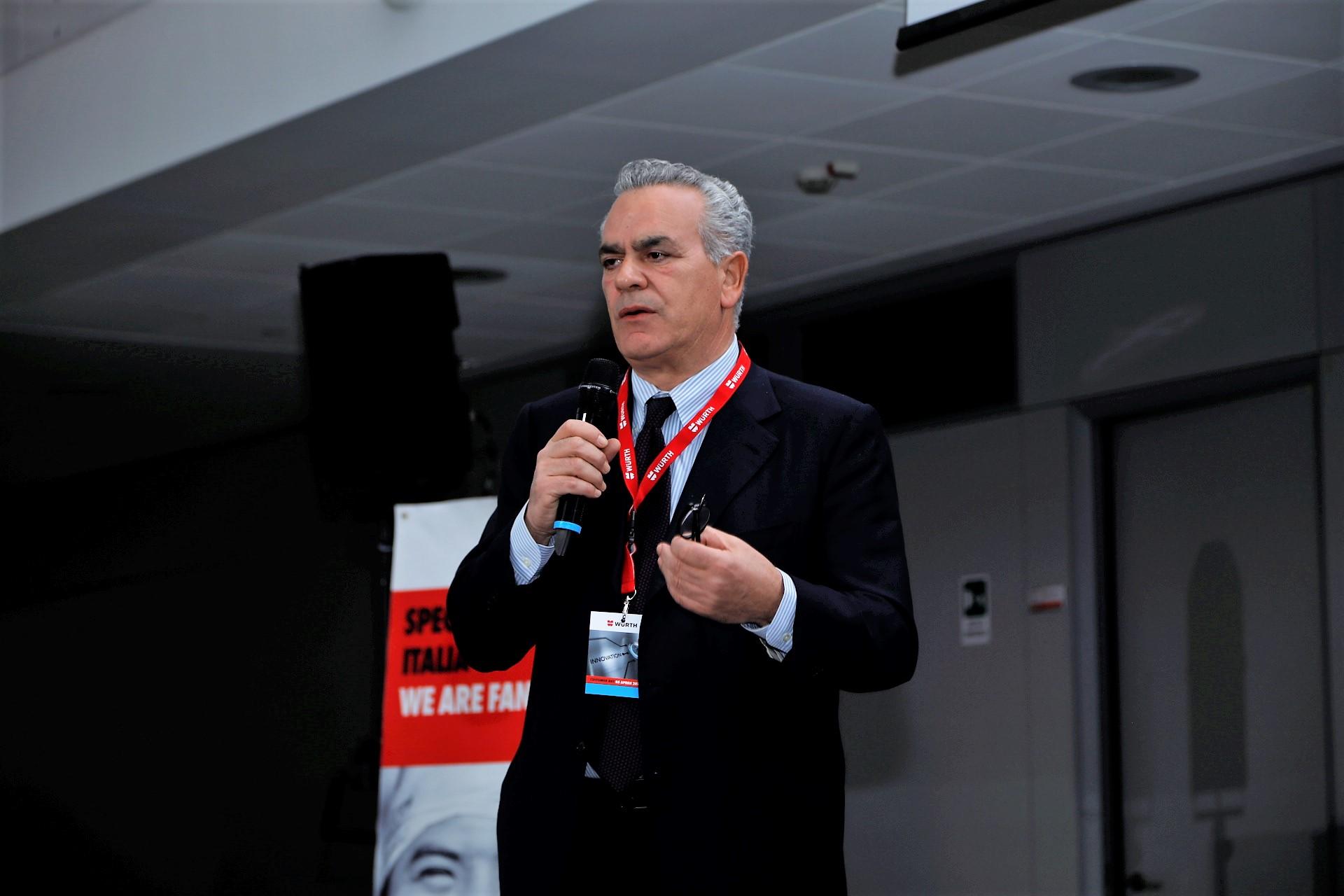 Antonio Romano - Inarea