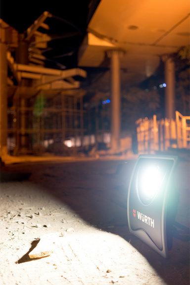 lampada da lavoro LED professionale