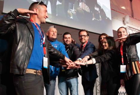 """Würth Customer Day 2019: innovazione, corporate branding e sport con il """"capitano"""" Andrea Lucchetta"""