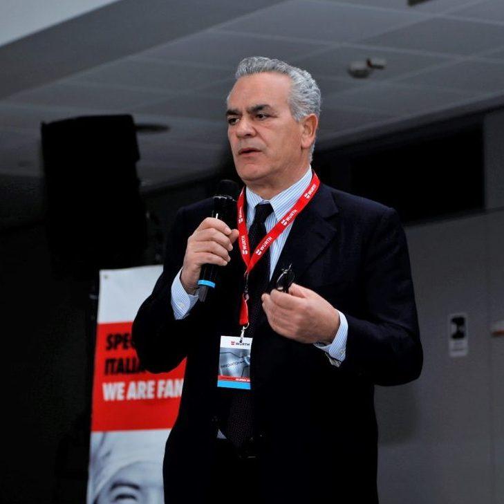 Intervista ad Antonio Romano - customer day Capena - brand identity