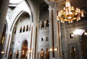 Viti placcate in oro nella nuova moschea in Arabia Saudita: La Mecca delle viti è marchiata Würth