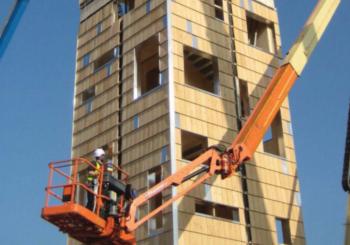 """""""Himmelsstürmer"""", la torre panoramica di 38 metri a prova di incendio!"""