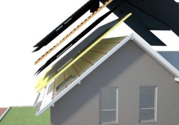 Isolamento del tetto: come evitare che l'umidità penetri nelle strutture edilizie con i freni a vapore WÜTOP