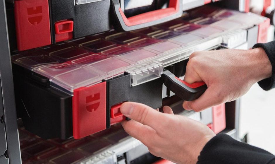 Valigetta Orsy System: la robusta, resistente e pratica valigia per organizzare il lavoro!