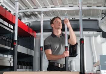 Come organizzare un furgone: allestire i furgoni per il lavoro