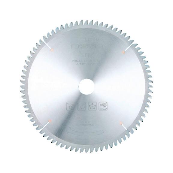 come scegliere disco circolare