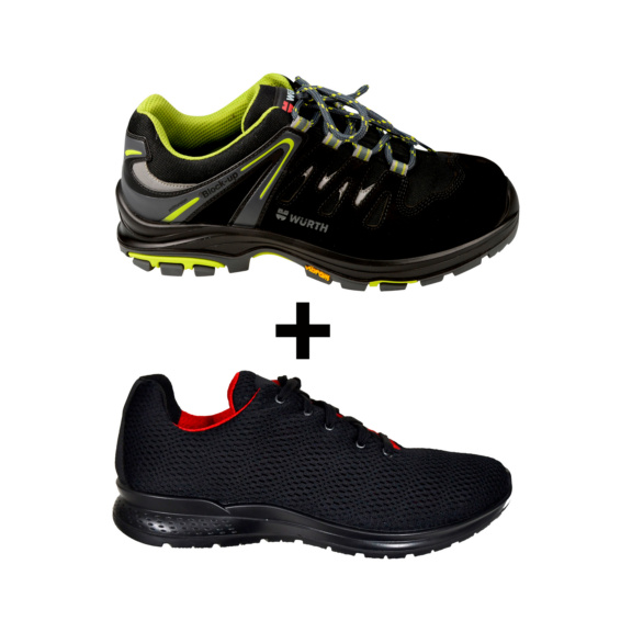 Come scegliere le scarpe antinfortunistiche per il lavoro