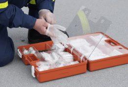 Cassetta di pronto soccorso aziendale: sei in regola con il contenuto obbligatorio e i corretti kit di primo soccorso?