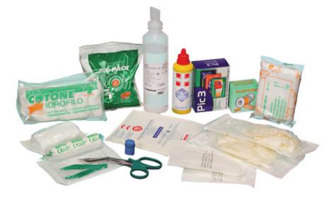kit di ricambio cassetta di pronto soccorso A2 - plus