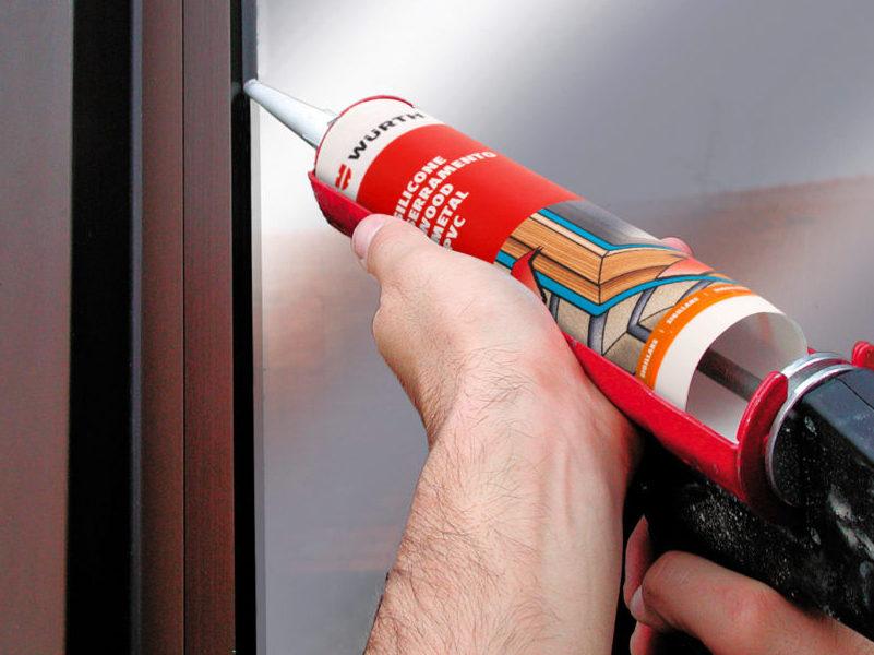 sigillante elastico per serramenti