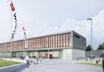 Würth realizza un centro per l'innovazione: è stata posata la prima pietra del modernissimo centro di Ricerca e Sviluppo di Künzelsau