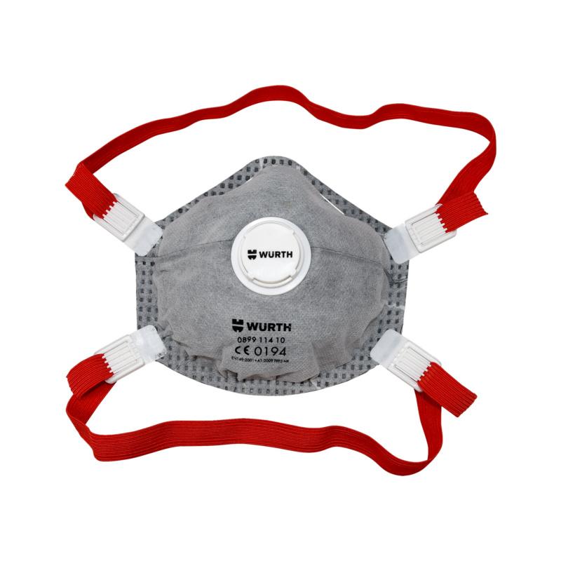 maschera di protezione delle vie respiratorie