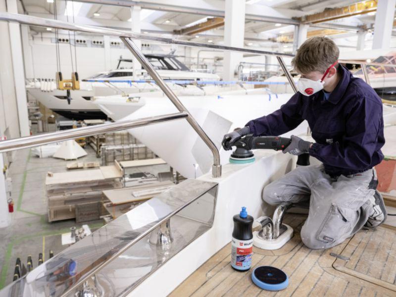 Gli Yacht di lusso del Gruppo Ferretti