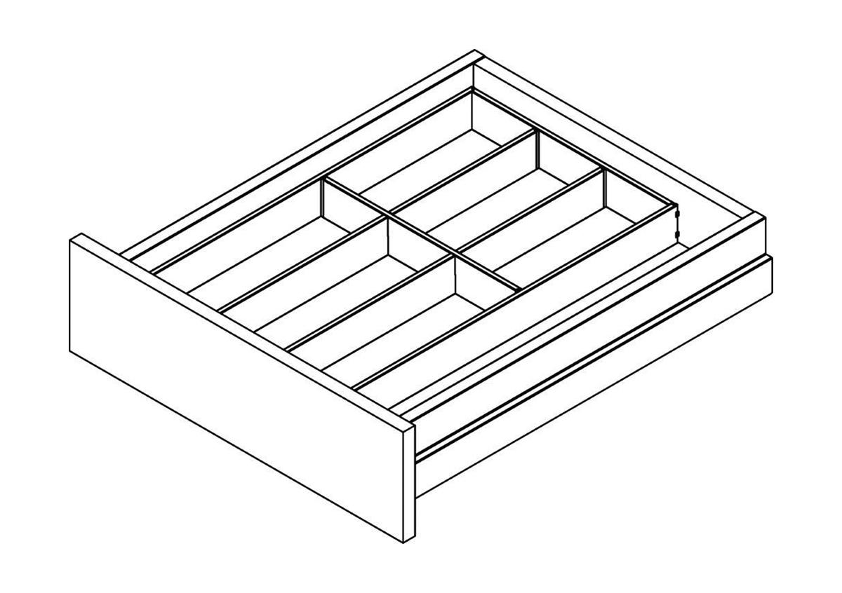TAVINEA, il sistema di organizzazione cassetti