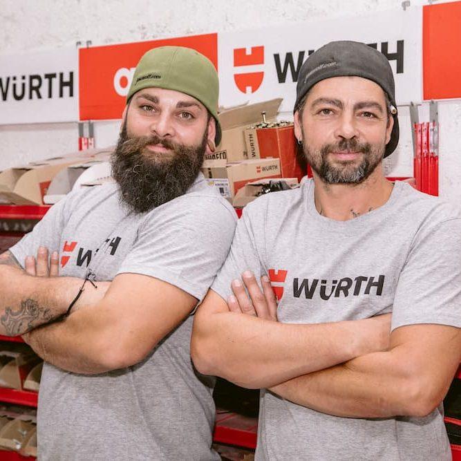 i fratelli Ambach di Jungwolf e la passione per il legno