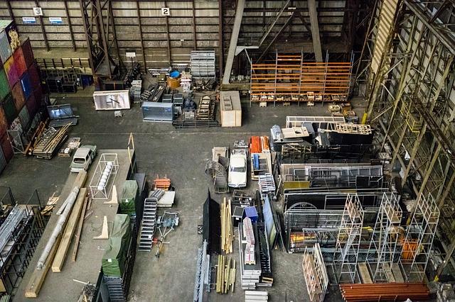 ergonomia ambienti industriali