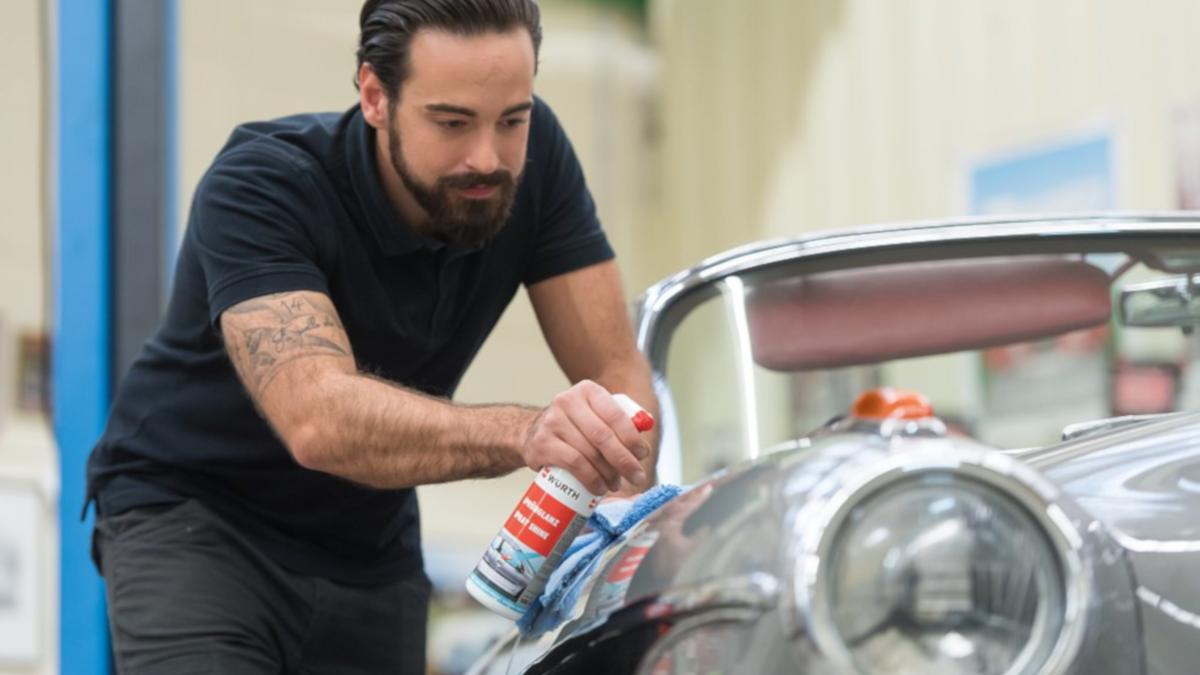 I migliori prodotti per lucidatura auto professionale - Würth News