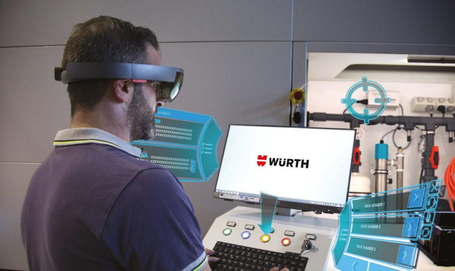 Realtà aumentata e virtuale: investimenti per oltre 20 Mld di dollari. In Italia ci sono le soluzioni innovative di Würth