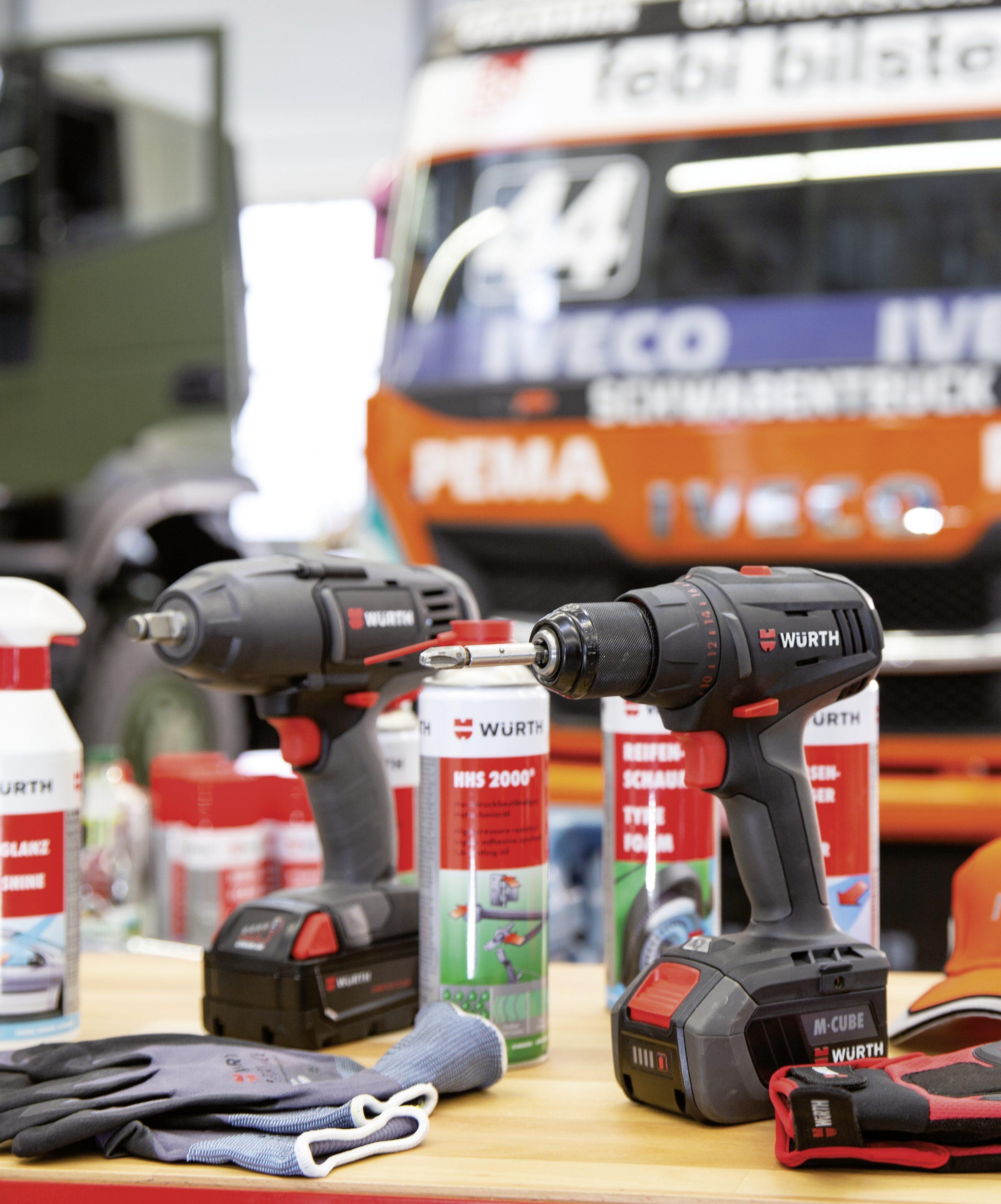 Additivi motore camion