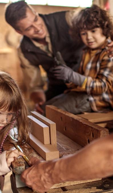Punte per forare legno con tagli netti e precisi e seghe a tazza per incisioni impeccabili