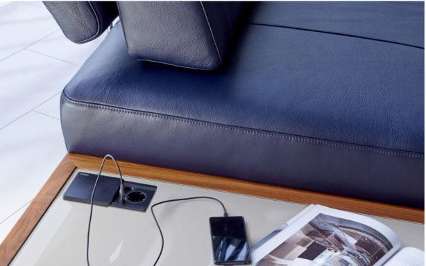 Prese elettriche da incasso per mobili