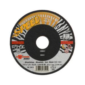 dischi da taglio per alluminio