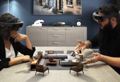 Scopri le nostre soluzioni HoloBusiness che sfruttano la Realtà Mista!