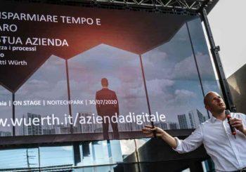 Azienda Digitale sul palco di OnStage per la digitalizzazione dei processi d'acquisto delle imprese