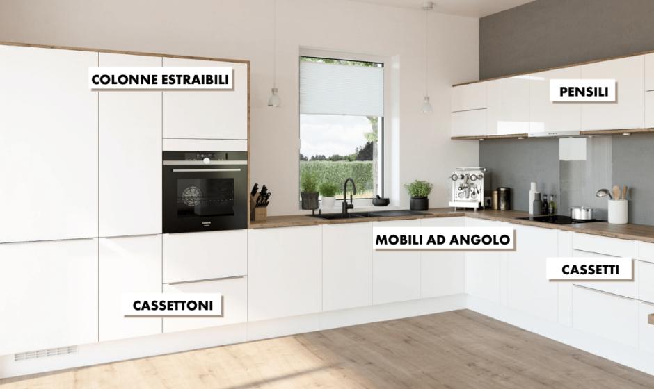 I maestri della cucina: ferramenta per mobili cucina professionale per la realizzazione di mobili su misura