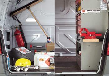 ORSY®mobil: la nostra soluzione di officina mobile e allestimento furgoni