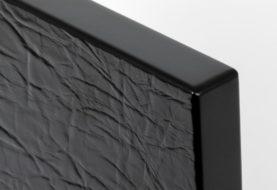 Uffici e mobili su misura: stile ricercato con i pannelli effetto pelle per mobili by Wüdesto