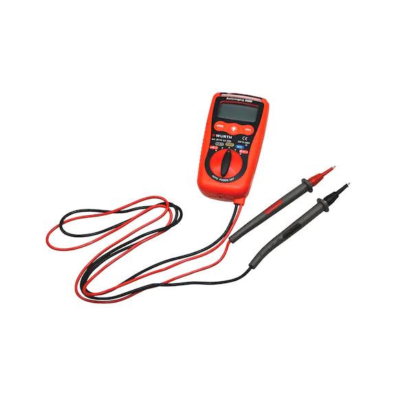Multimetro digitale Pocket 071553 390