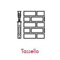 Pittogrammi ASSY 4 - Applicazioni nelle costruzioni TASSELLO
