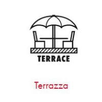Pittogrammi ASSY 4 - Applicazioni nelle costruzioni TERRAZZA