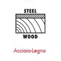 Pittogrammi ASSY 4 - Giunzione di materiali - acciaio-legno