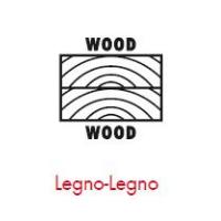 Pittogrammi ASSY 4 - Giunzione di materiali - legno-legno