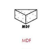 Pittogrammi ASSY 4 - Materiale - MDF