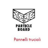Pittogrammi ASSY 4 - Materiale - Pannelli trucioli
