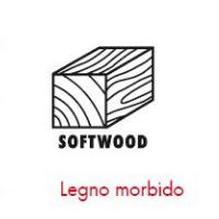 Pittogrammi ASSY 4 - Tipologia di legno - legno morbido