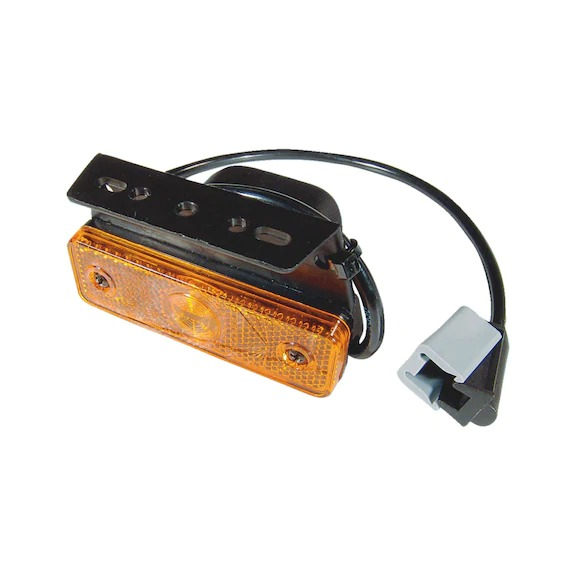 Fanale d'ingombro later a LED con suppatt Aspock 081242 996