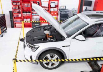 Speciale prodotti per officine per auto elettriche: attrezzati per esser pronto all'e-mobility!