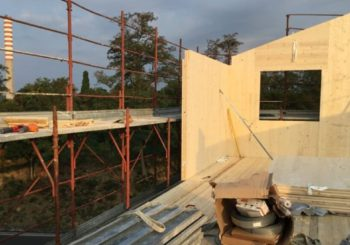Si può costruire una casa in legno utilizzando solo Würth?