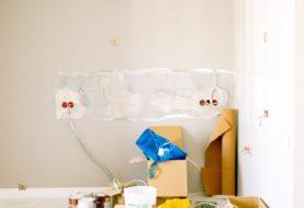 Come riparare un buco nel cartongesso in meno di due minuti? Con il nuovo copriforo RUSTIN'PLACK®