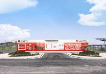 Würth Automatic Store: gli artigiani iniziano a fare i propri acquisti nel primo negozio robotico attivo in Veneto!