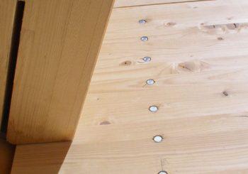 Sistemi di giunzione a scomparsa per legno: connettori, staffe o giunti? Cosa scegliere?