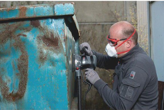 spray antiappannamento occhiali - lavorazione