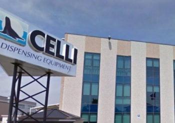 Celli Group si avvale dei sistemi logistici KANBAN e dei Distributori automatici di DPI
