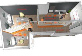 Dalla terra al mare: Spazio Arredo utilizza la tecnologia Wüdesto nell'arredo navale, abitativo e d'ufficio