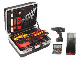 valigia attrezzi con utensili isolati 109 pezzi - 096593144